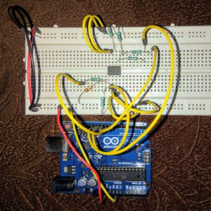 How to READ/WRITE SPI based Serial EEPROM using Arduino Uno (e.g. winbond W25X80A)